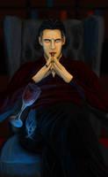 Saetan Daemon Sadiablo FIN by DamionBlake99