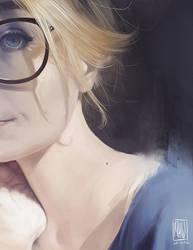 Portrait practice 03.