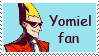 Yomiel Stamp by tie-dye-flag