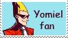 Yomiel Stamp by tie-dye-flag
