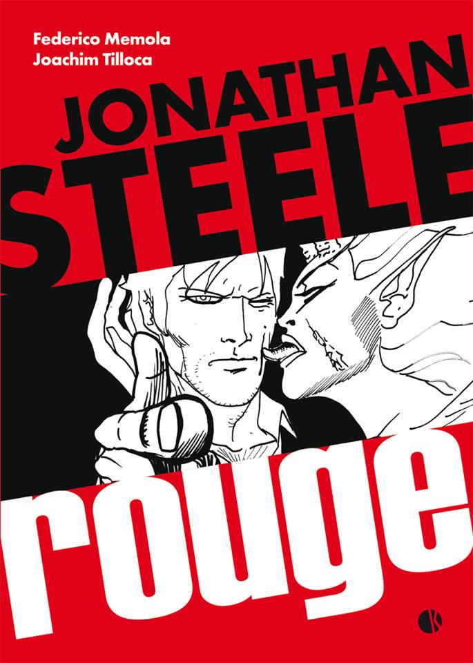 Jonathan Steele Rouge by FedericoMemola