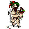 Xmas Flappy by Caiwin