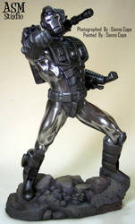 War Machine - Painted pic1 by ASM-studio