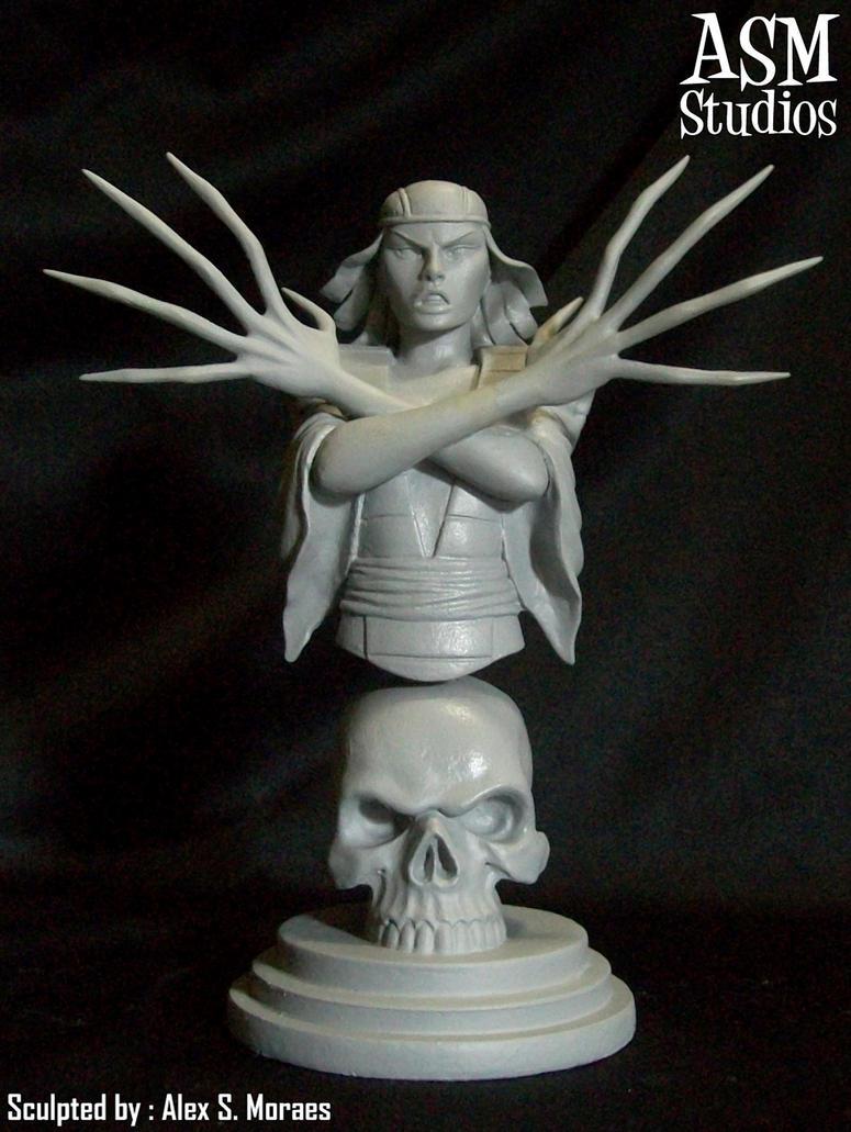 Lady Deathstrike 04 by ASM-studio