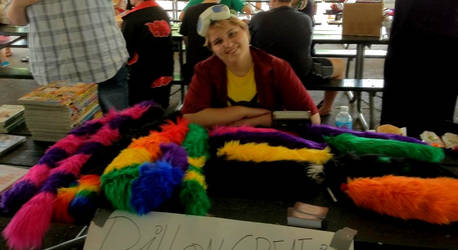Dillon Creations at Anibash tails still for sale by Dark-Wolf-Grayson
