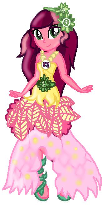 Crystal Gala Gloriosa Daisy by Pastel-Pony-Artist