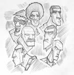 More head concepts