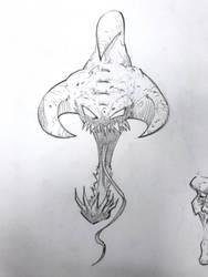 Violator sketch