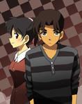 Kazuha x Heiji