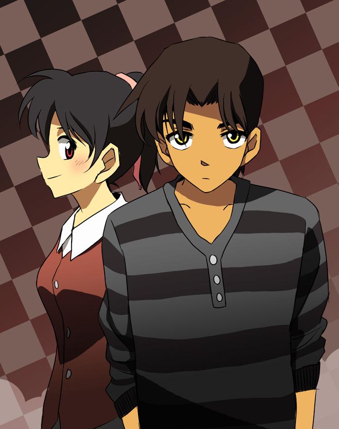detective conan meet heiji and kazuha