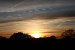 sunset 23 by SushiQuak