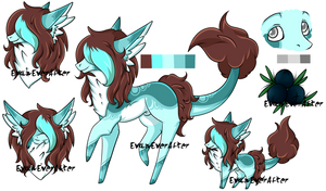 Axelle Ref by PineappleSwizzle