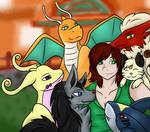 Pokemon Selfie