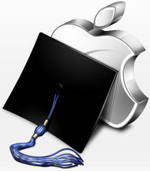 Apple School by dunedhel