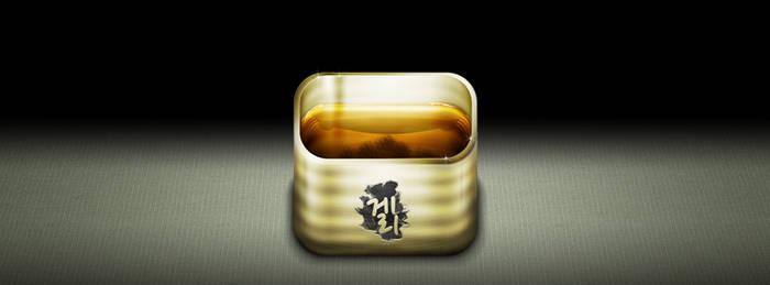 IOS Tea Icon by dunedhel