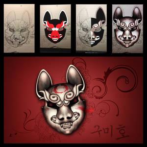Kumiho Mask