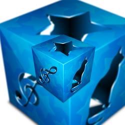 Cube by dunedhel