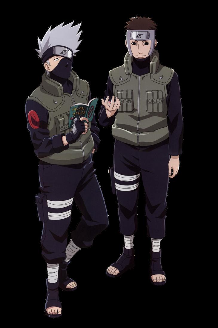 Kakashi and yamato tenzou render by storm2121 on deviantart - Yamato render ...