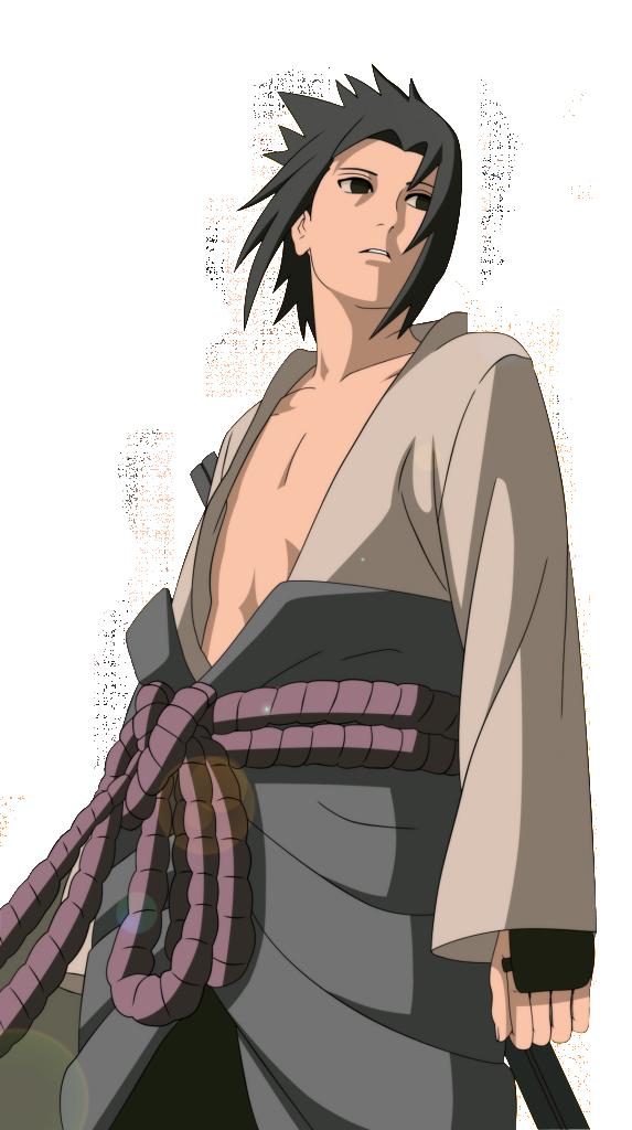 ᙓᖘЇℭ Ḡℱჯ ♪♩☆  |Sasuke Kirin Render