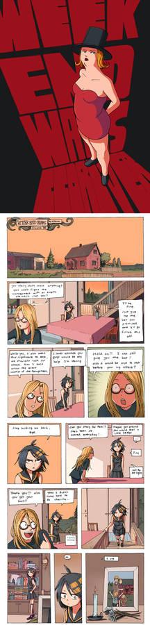 Weekend Wars Ch 2 pg 1