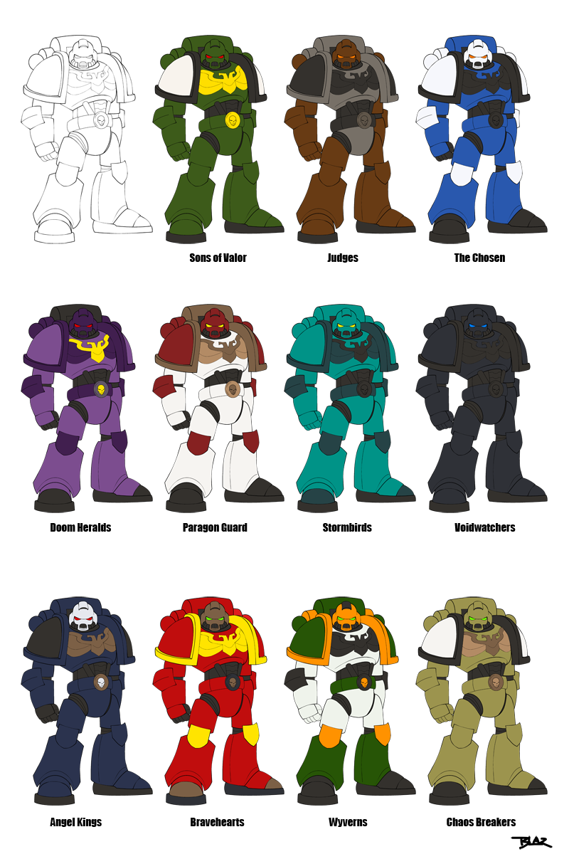 The Lost Chapters by Blazbaros