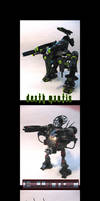 EXO-FORCE: Robot Mechs