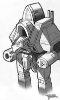Imperial 'Justicar' Titan