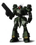 Christenson MKII Combat Armour