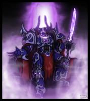 Calzabath, Sorcerer Lord by Blazbaros