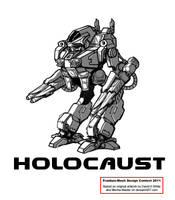 FrankenMech 7 - 'Holocaust' by Blazbaros