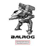 FrankenMech 16 - 'Balrog'