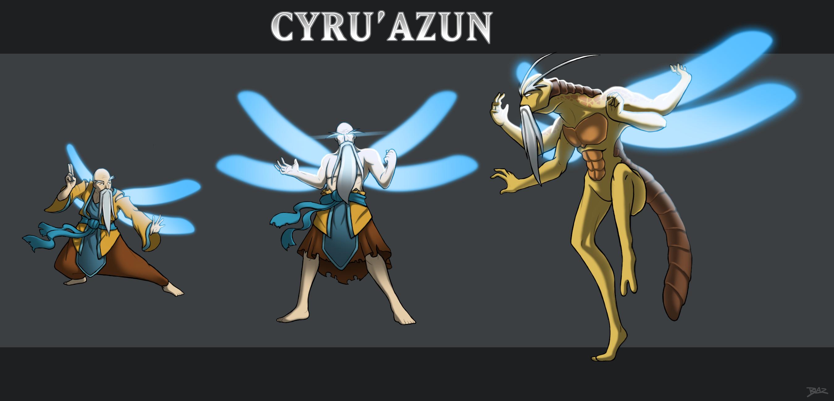 Cyru'Azun by Blazbaros