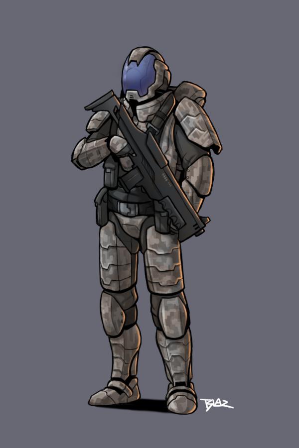 UEC Grenadier by Blazbaros
