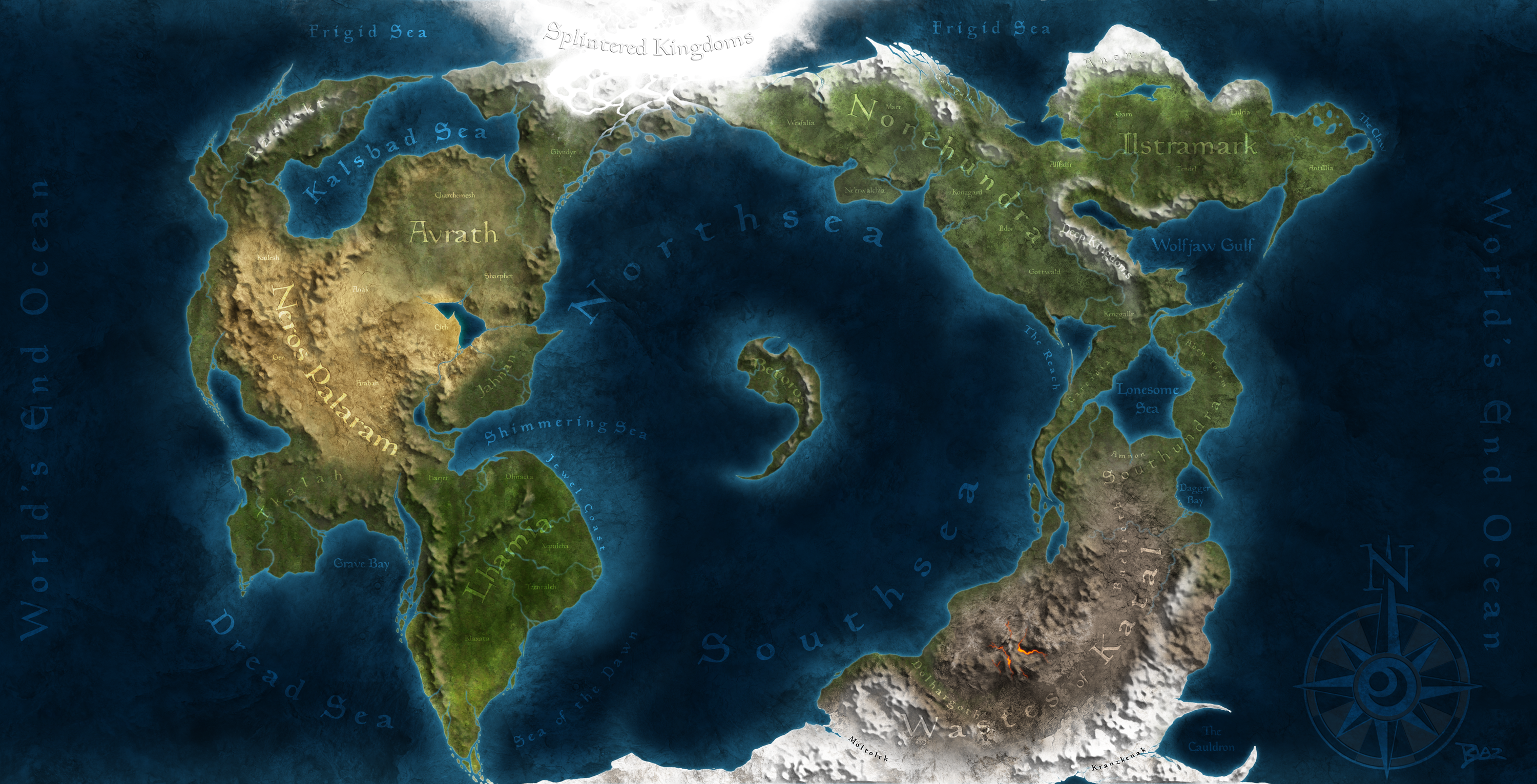 World Map Generator Dnd: Maps & Projections – Quotes of the Day