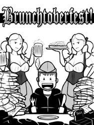 BRUNCHTOBERFEST! by Blazbaros