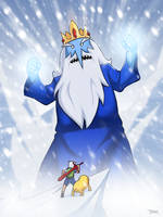 Wrath of the Ice King by Blazbaros