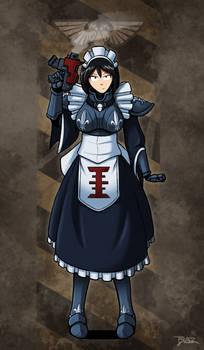 Battlemaid Maxine