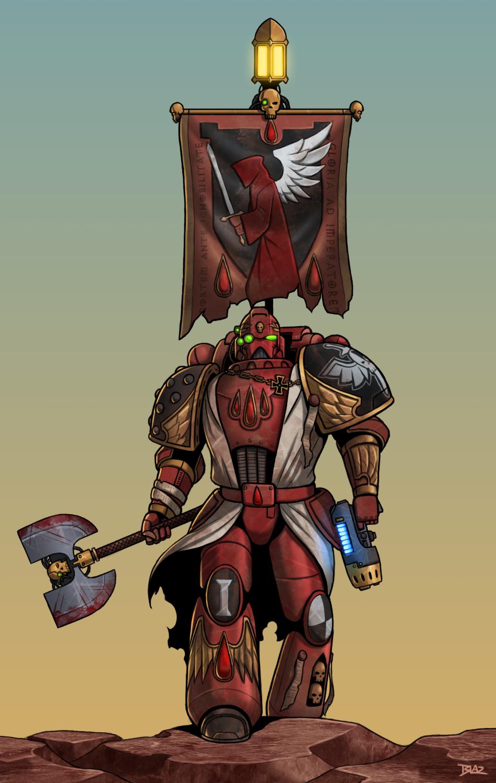 The Emperor walks with me by Blazbaros