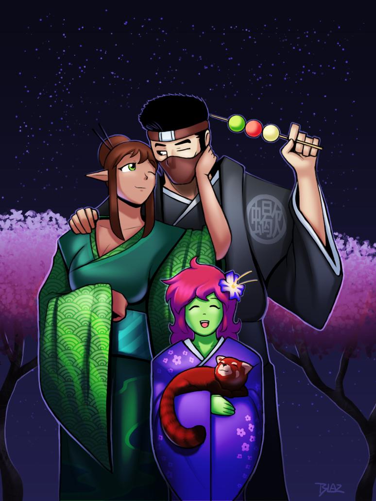 Rashi New Year by Blazbaros