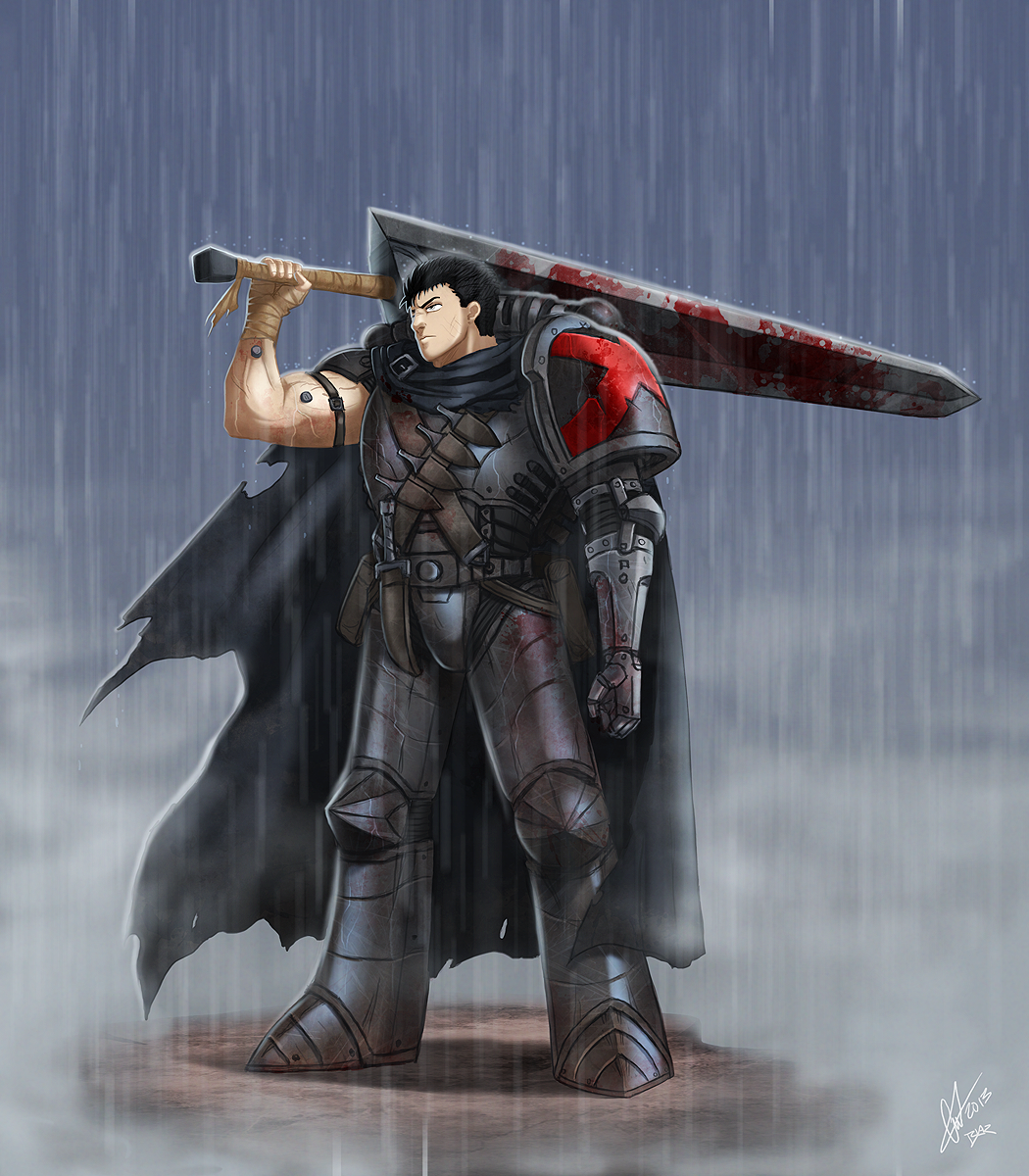 If There Were Warhammer Influence In Anime (possible