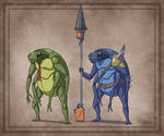 U'rth: Arthropoids 1 - Pixies