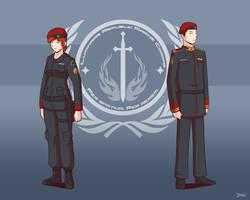 Luminarie Republic Marine Corps