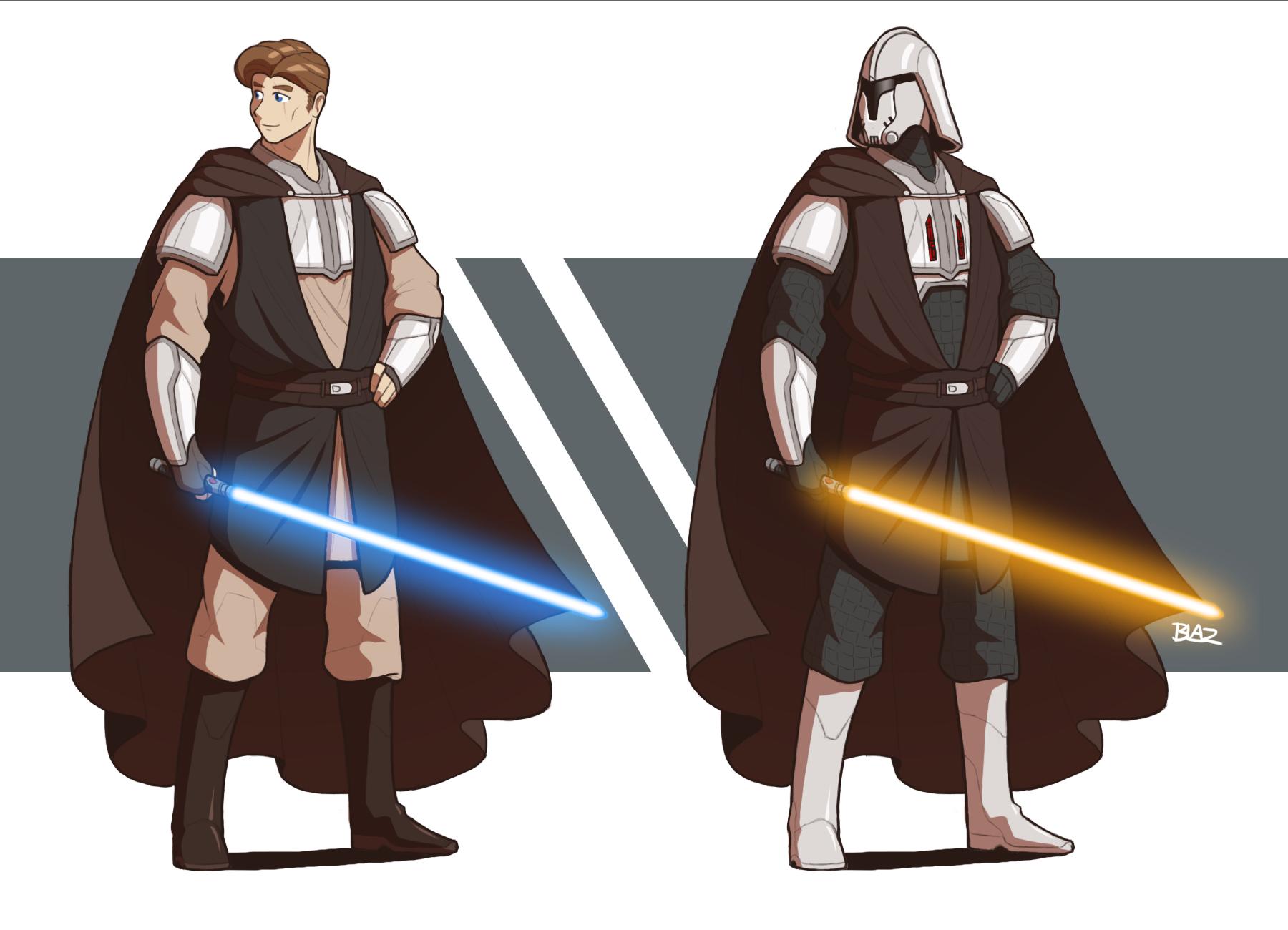 Anakin Skywalker By Blazbaros On Deviantart