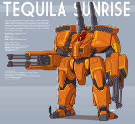 PAYLOAD: Tequila Sunrise