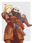 Saeldes Dwarf-Hugger