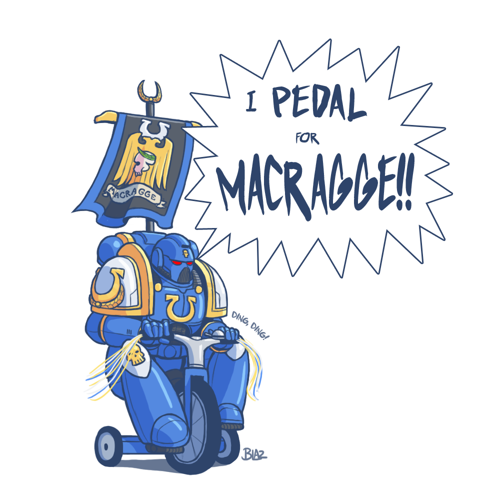 Battle Brother Tricycles by Blazbaros