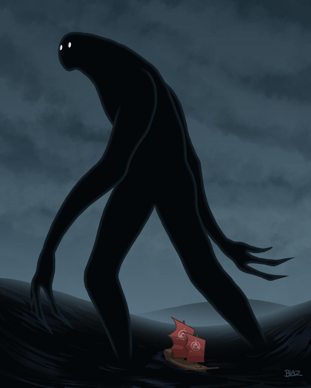 Black Cat Monster K Fuzz Canada