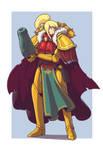 Inquisitor Samus Aran