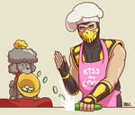 Cooking with Dog and Scorpion