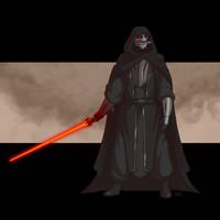 Sith Warrior a la THE STAR WARS by Blazbaros